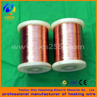 enamelled Cr20Ni80 resistance wire
