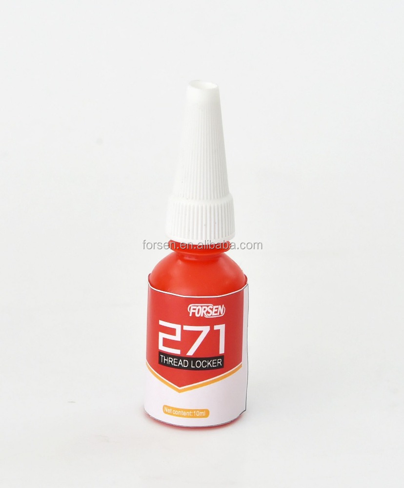 High Temperature Resistance Anaerobic Thread/Threadlockers Glue/Adhesive
