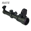 1-4X24HE3SF illuminated riflescope for hunting