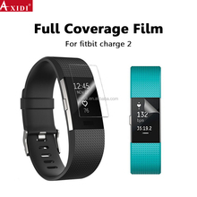 Anti Broken Screen protector for fitbit Charge2 tempered glass anti scratch screen film