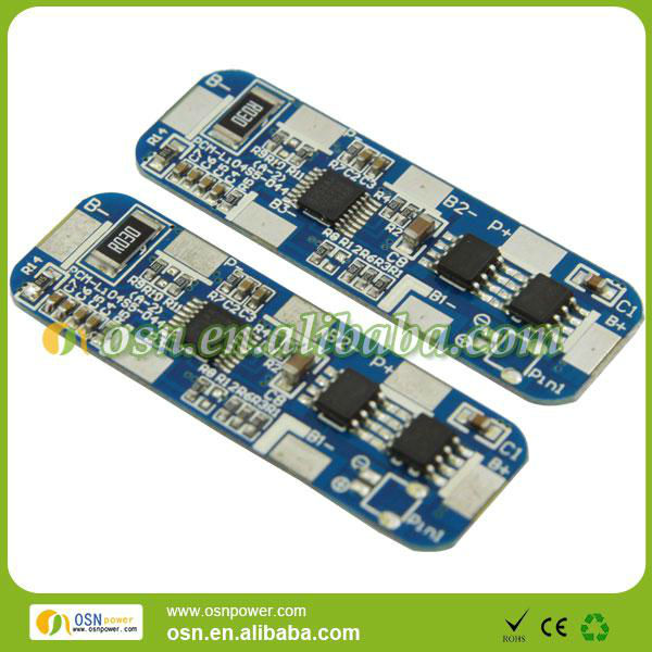 4s5a PCM/BMS/PCB for 4s/12.8V LiFePO4 Battery Pack