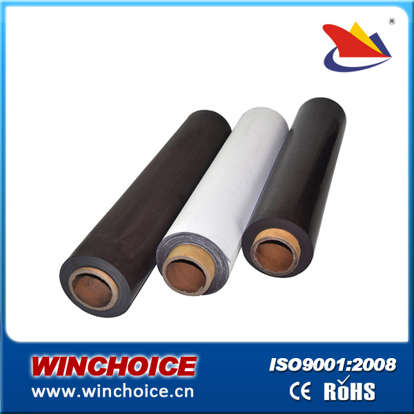 Smooth Rubber Magnetic Rolls/ Matte Rubber Magnet/ Flexible Glaze Magnet From China Manufacturer