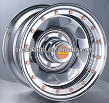 Hot sale bbs replica wheels for all offroad cars