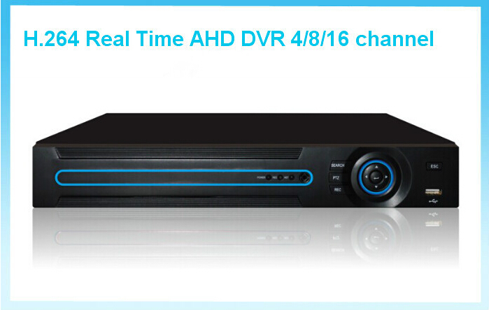 Wetrans Analog AHD Camera Standalone CCTV DVR 720P H.264 16CH AHD DVR Cheap Price