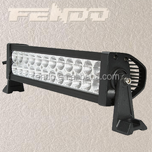 72w Strip LED working Light Bar For Auto Truck Driving Lamps
