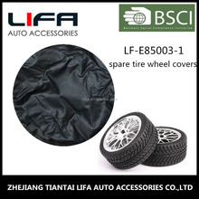 High Quality Fabric Rv Tire Covers/Spare Tire Cover/fabric steering wheel covers