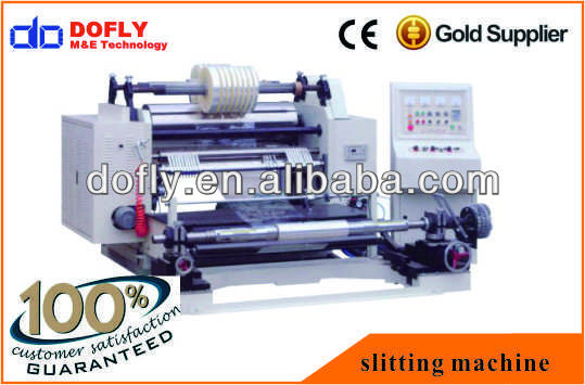 DSL1000MB30 automatic and multifunction PE foam tape slitter