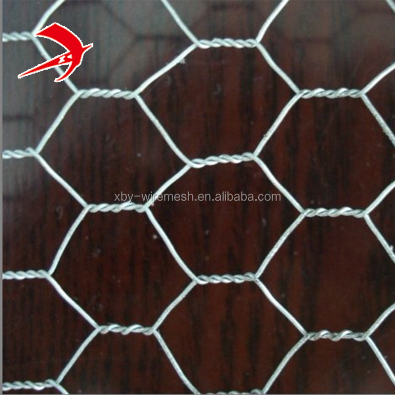 Anping supplier Factory price Galvanized hexagonal gabion mesh, gabion box
