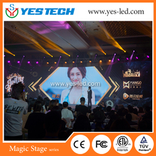 Fast Maintenance stage indoor smd p3 led screen