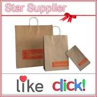 cheap kraft paper bag, China cheap kraft paper bag supplier