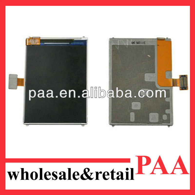 Factory price For SAMSUNG C3322 LCD paypal accept