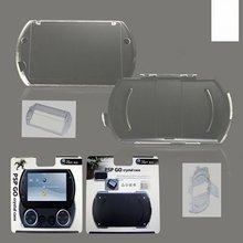 crystal case for psp go