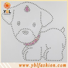 cartoon clothing rhinestone sticker 3mm point stud