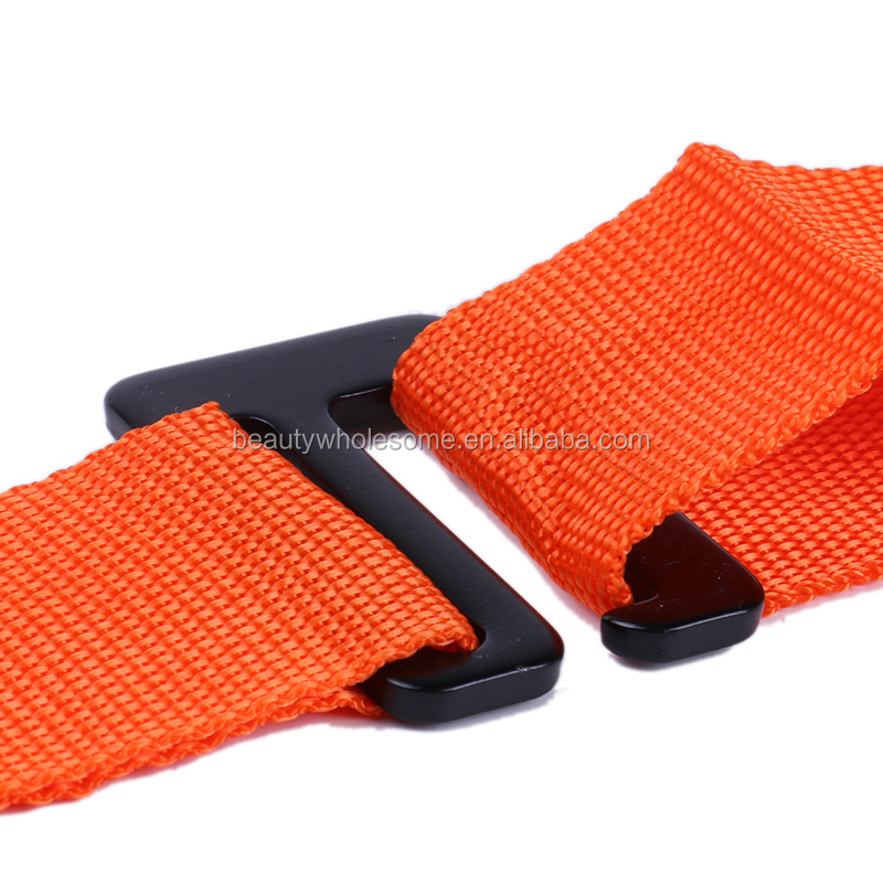 AD346 Polyester Made Red Custom Lifting Moving Strap strong forarm forklift