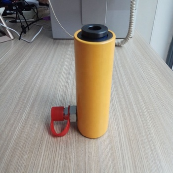 Ultra High Pressure Mechanical Engineering Hollow Hydraulic Cylinder