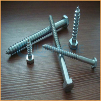 China manufacturer hot sales high Quality aluminum wood screw
