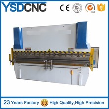 hydraulic press brake in Jiangsu wc67k-100t/2500 aluminum bending machine,steel bending machine price