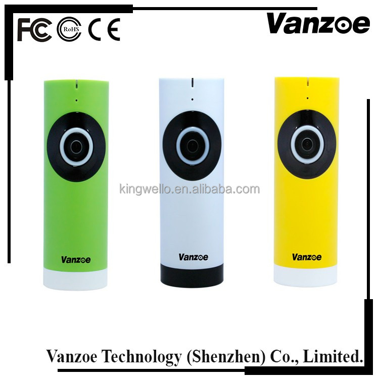 Shenzhen Factory WiFi IP Camera With Two Way Audio, Wireless IP Camera