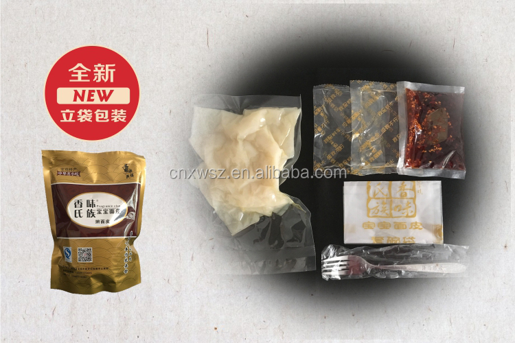 Best quality Fast noodle in bag from China