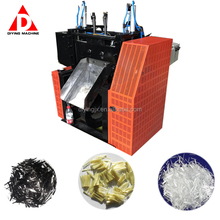 Industrial Jute Yarn Nylon Fibre Strength Viscose acetal Fibre Carbon Fiber chopping machine
