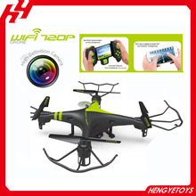 hottest high set function 2.4G wifi FPV drone toy with 720P HD camera