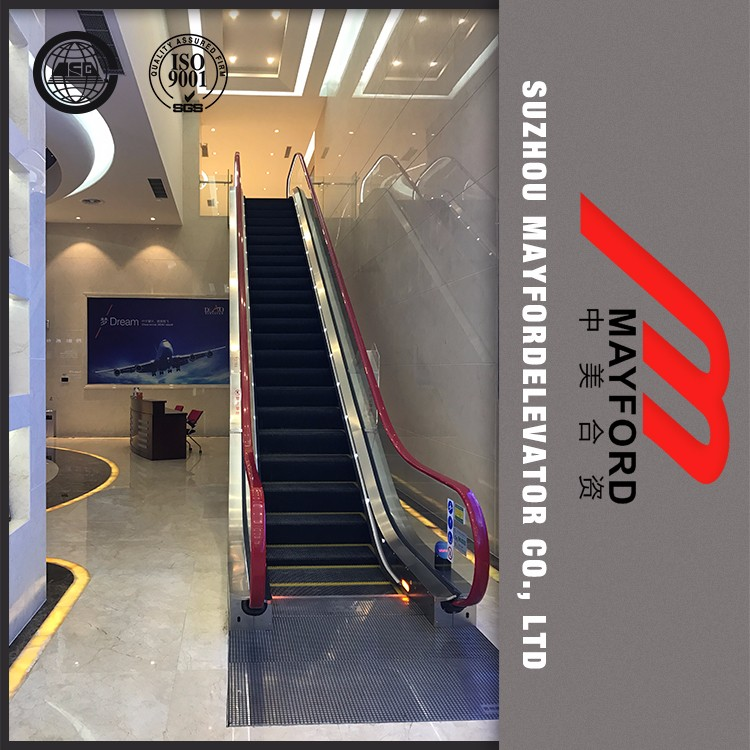 Factory price custom luxury hyundai residential home escalator