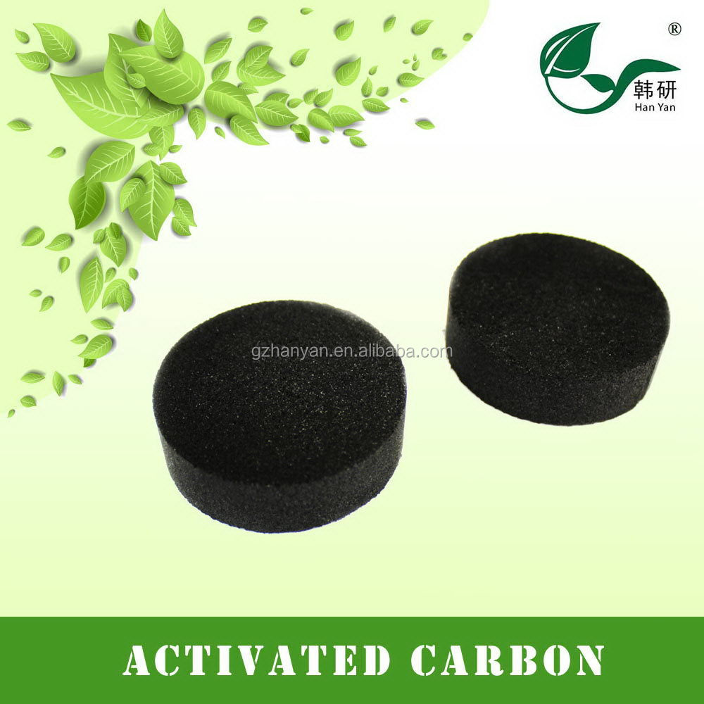 Durable useful activated charcoal for edible oil