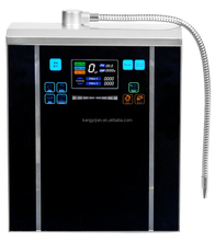 Best Streamline Design Cheap water ionizer with electrolysis water ionizer for japanese usage made in china