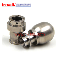 2016 China supplier OEM service precision stainless steel CNC machining part for automobile manufacturer