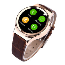 Sleep monitoring Bluetooth 4.0 Sedentary Reminder dual time mobile phone watch