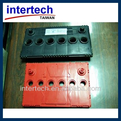 Battery cover plastic mold