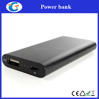 Pocket size Power Bank 2000 mAh w/ Micro USB Mobile