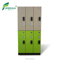 High quality & beautiful 2 tiers hpl compact laminate locker shelves