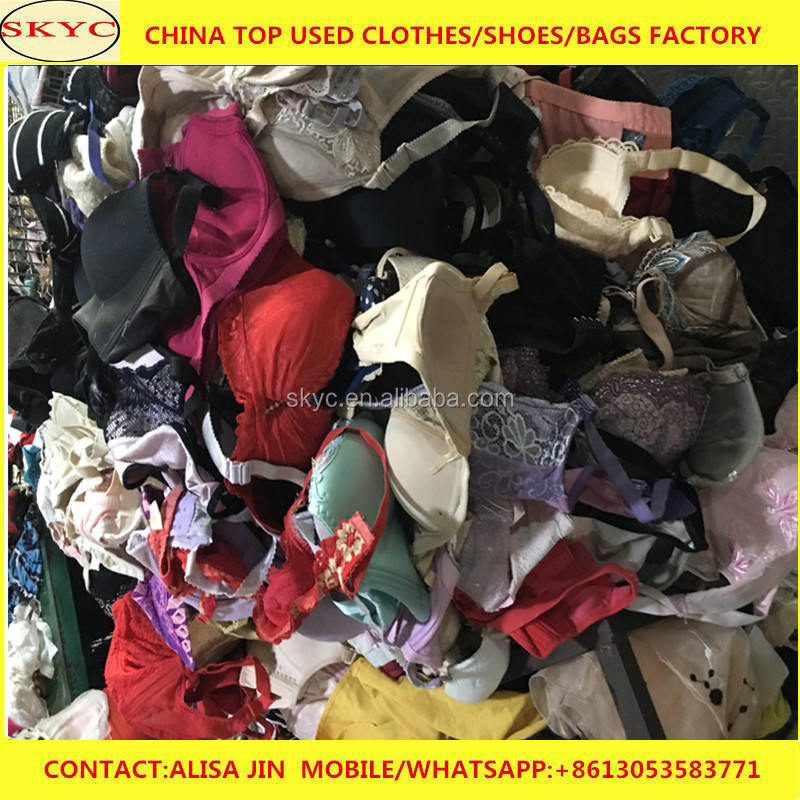 Cheap 100 kg clothes used clothing women men mixed all age group and all materials second hand clothes Africa buying from China