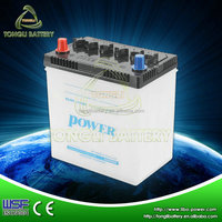 Best price N36 12v 36ah auto batteries,lead acid starting battery,12v car battery specifications for TOYOTA