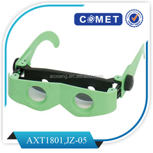 hot sell TV Zoomies binoculars plastic adjustable magnifying glasses binoculars hands free binoculars