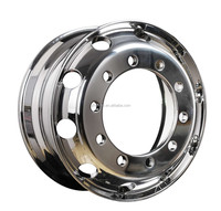 big light forged aluminum truck wheel