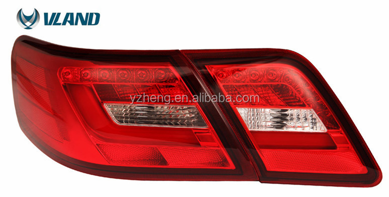 toyota camry 2006 2011 led tail lights usa type buy. Black Bedroom Furniture Sets. Home Design Ideas
