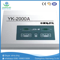 physiotherapy equipment/Middle Frequency Electro therapeutic apparatus make in China/Current therapy apparatus