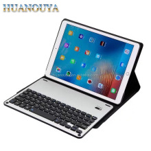 2017 Newest PU leather case with keyboard for iPad pro 10.5 inch with wake up/sleeping function, for iPad pro 10.5 cover