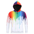 Wholesale round neck pullover, custom 3d sublimation cheap,pullover hoodie stringer