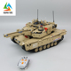 tower rotation power military technology brick blocks toy 20070 rc tank with high quality