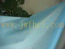 Waterproof nonwoven for dispossible bed sheet