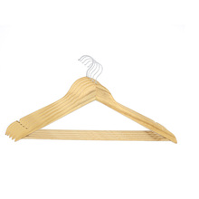 Manufacturer P66 Wooden Clothing Hanger From China Guilin City