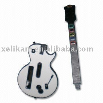 Guitar Hero wireless guitar for Nintendo Wii guitar