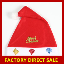 Funny Decorative Christmas Children Santa Hat Christmas Fleece Fashion Hat