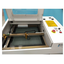 real manufacturer direct price rubber stamp laser engraving machine for engraving Leather