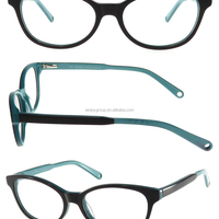 Popular Prescription Acetate Eyewear Frames Designer