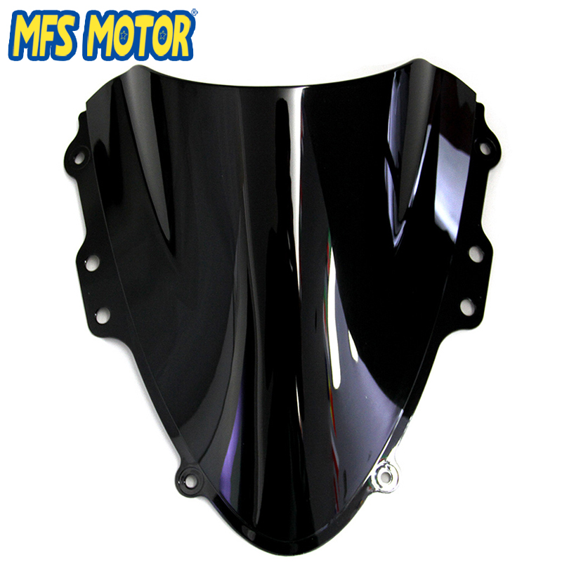 Motorcycle Windscreen Windshield for Suzuki GSXR600 750 K4 2004 2005 6 Colors Select