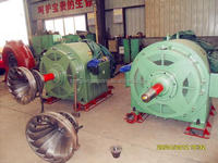 High Efficiency 30KW Hrdro Power Turbine